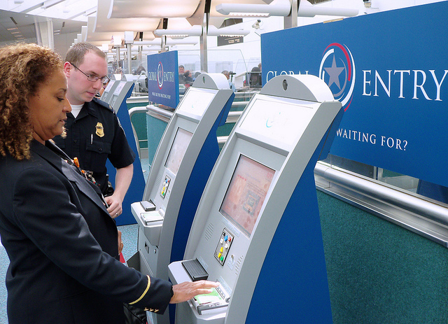 &#8220;Global Entry&#8221;