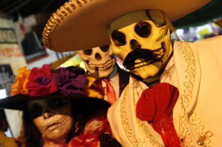 Día de Muertos en Mixquic