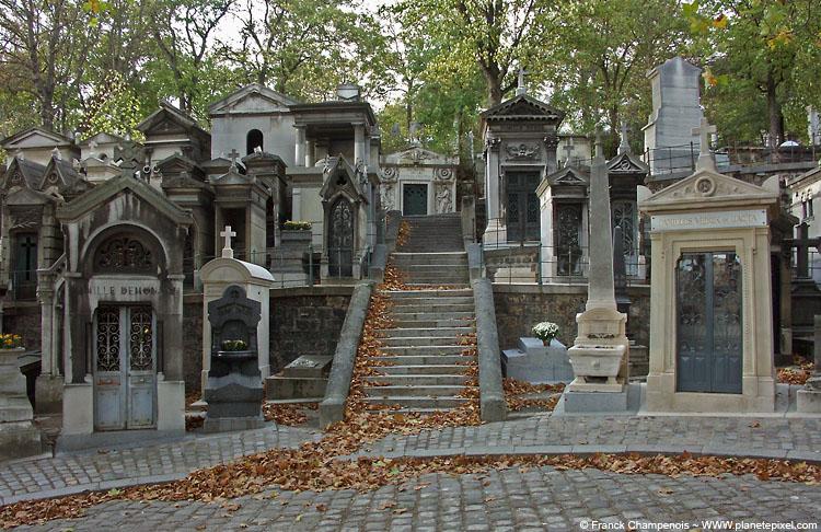 Los cementerios más famosos del mundo