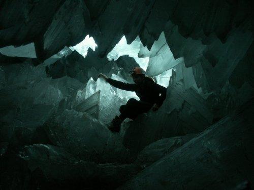 Las cuevas de la mina de Naica