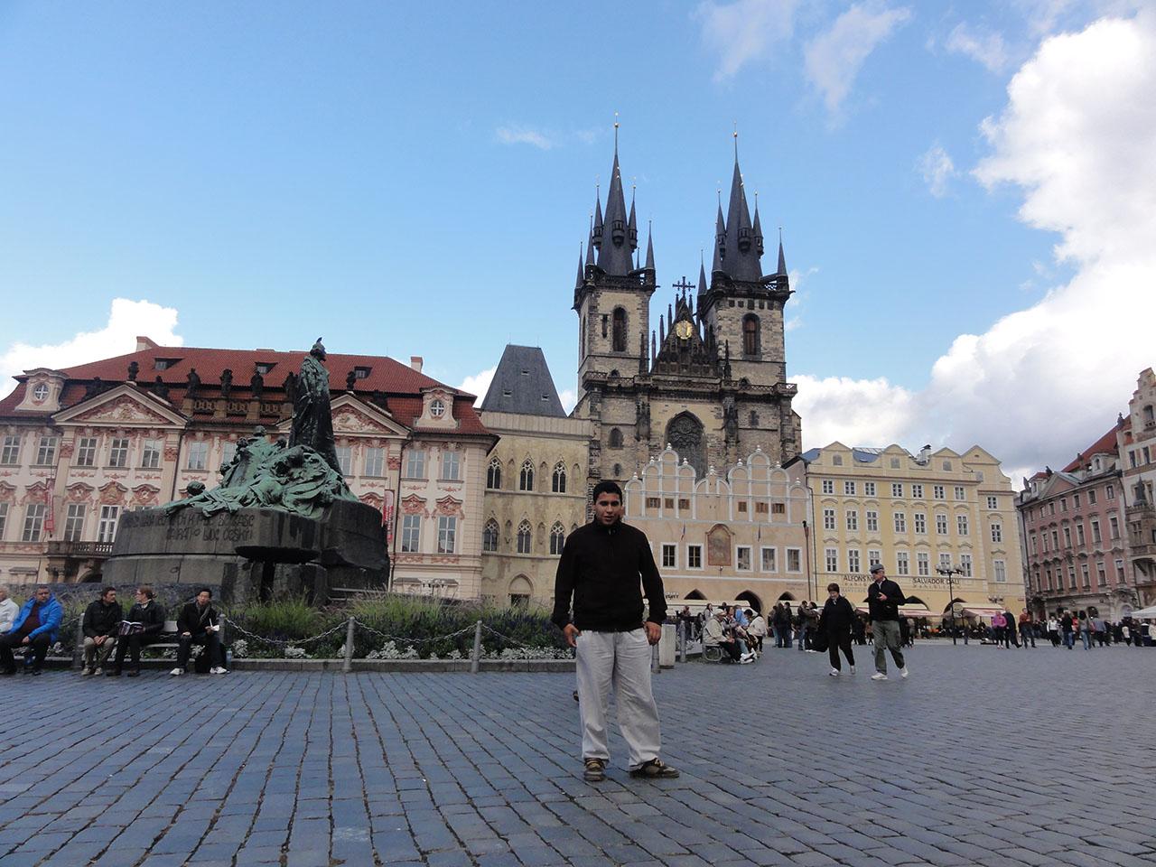 Mi viaje por Europa