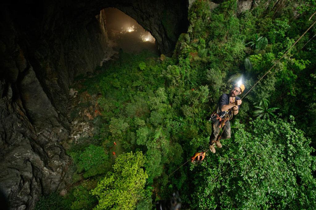 La cueva más grande del mundo