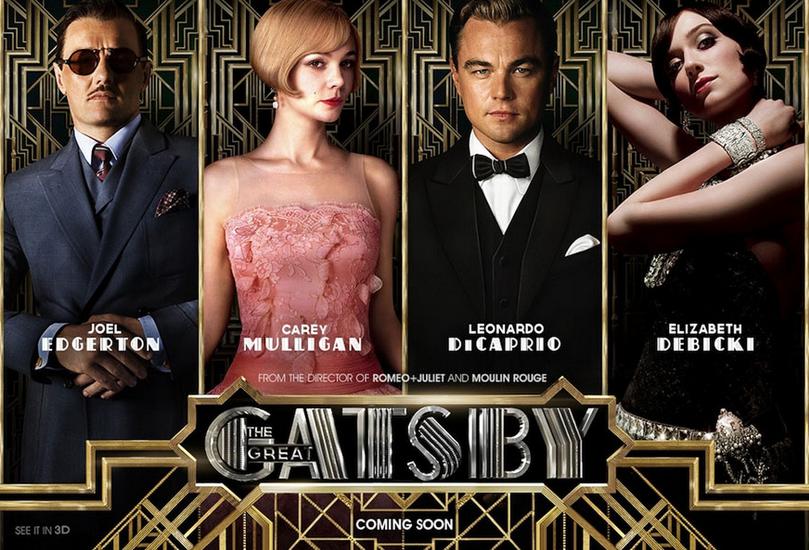 El Gran Gatsby, El Gran Destino, El Gran Estilo