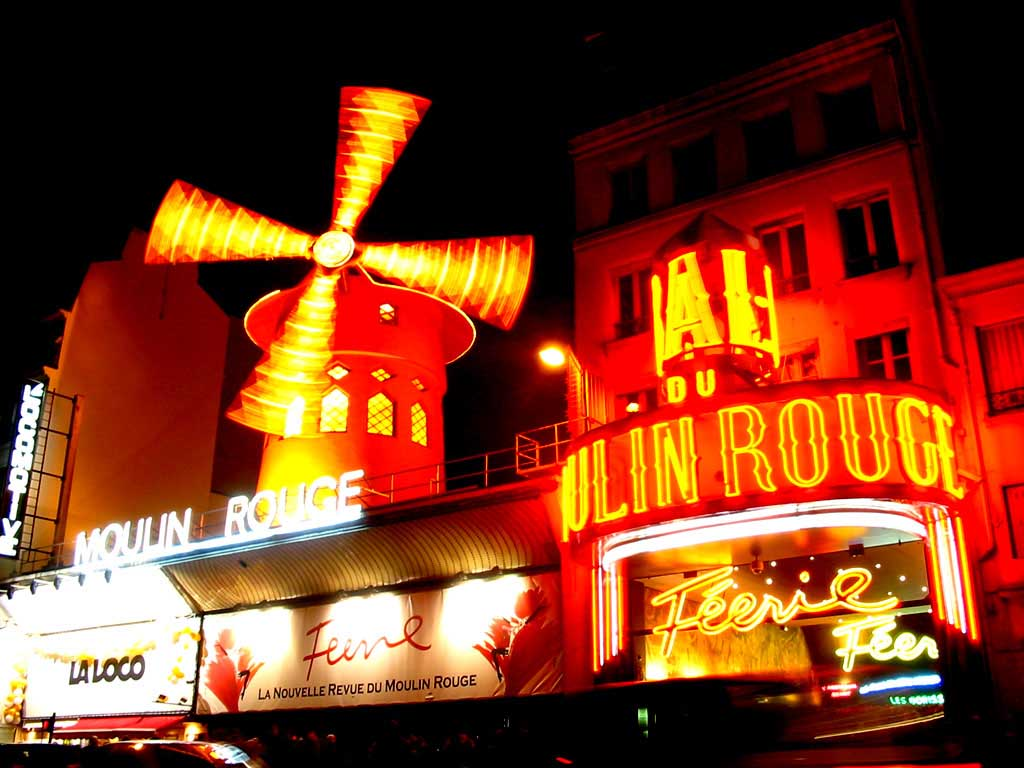 Moulin Rouge – Tan distinto a la película