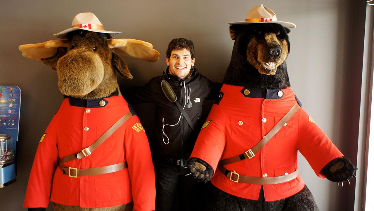 15 Notas de Canadá