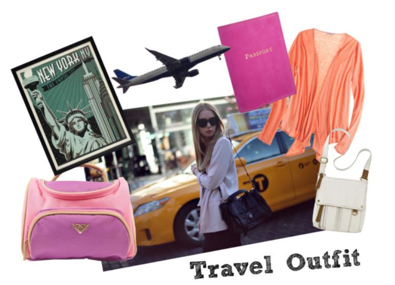 Travel Outfit: Look de Aeropuerto