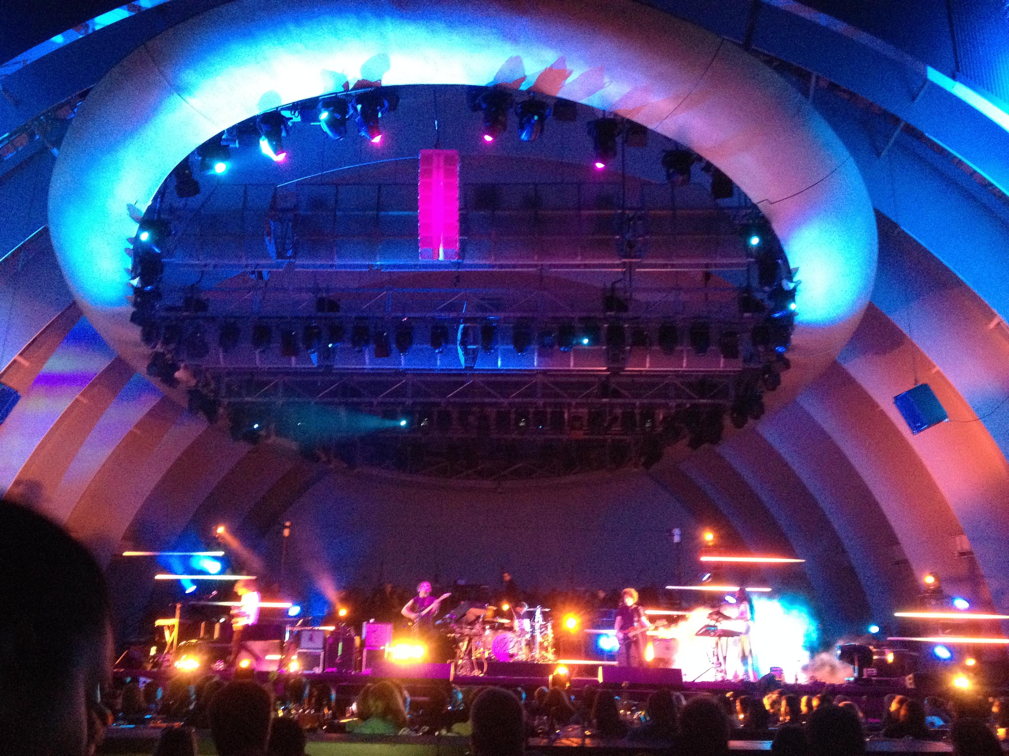Qué gran concierto