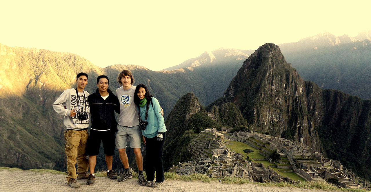 """Trekking por Machu Picchu"""