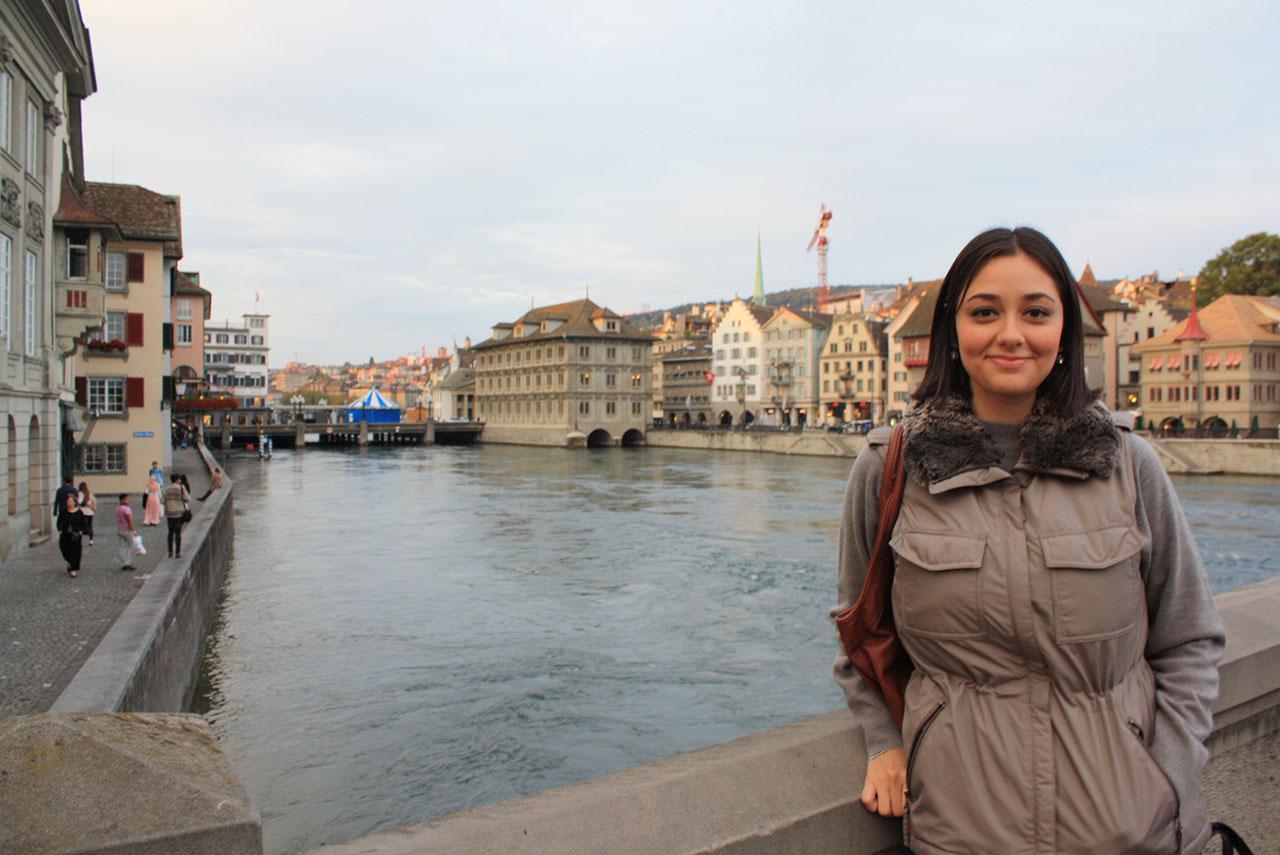 Mi primera vez en Europa