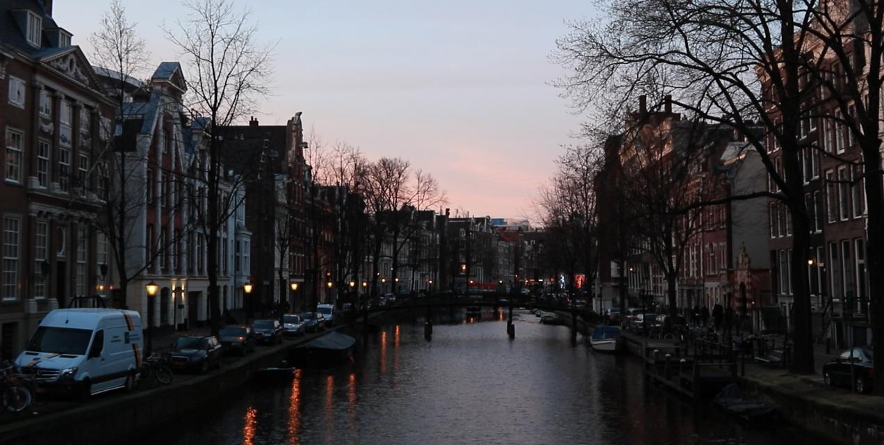 Conoce Ámsterdam con Bajo la Misma Estrella