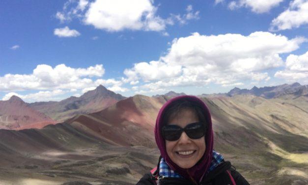 Montaña 7 colores: ¿Cómo llegar a la cima sin morir en el intento?