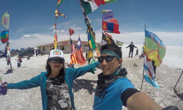 Nuestro primer mochilazo, 150 días por el mundo