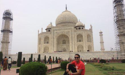 Peregrinando por la India