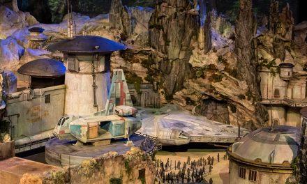 El Halcón Milenario aterrizará en Disney en el 2019