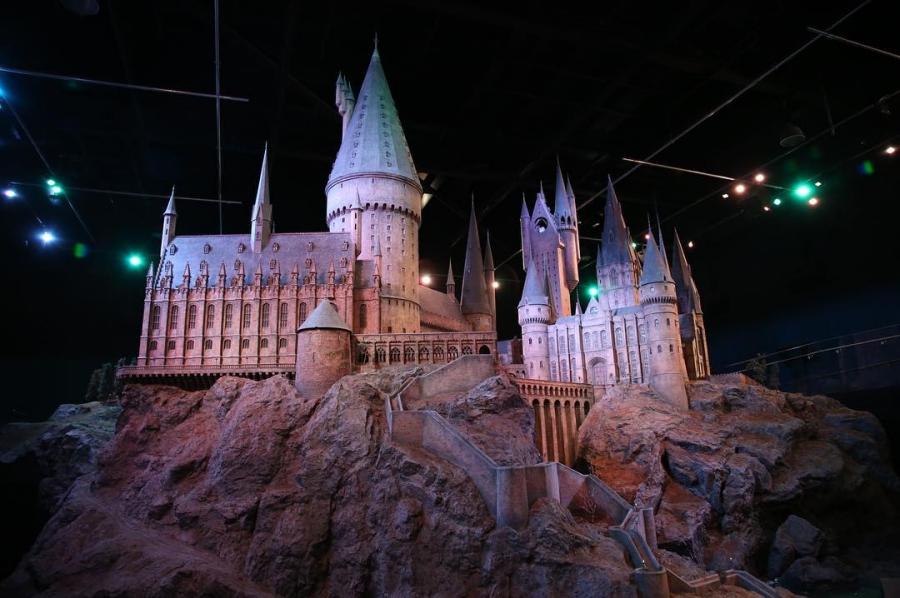 Desayuna en Hogwarts