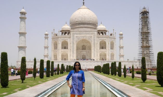 ¡Mi viaje a India!